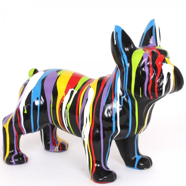 Bouledogue Decoratif Rouge