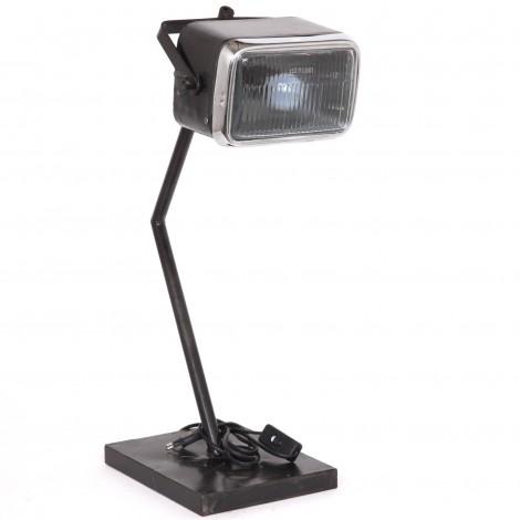 Lampe vintage en fer réglable - 59 cm