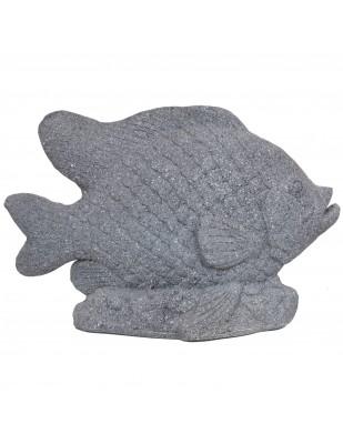Statue en résine poisson  - 52 cm