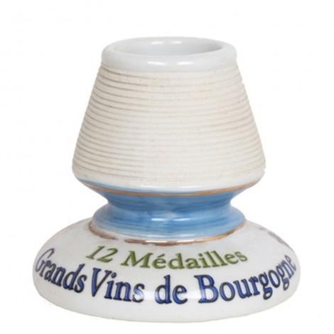PYROGÈNE Bourgogne en porcelaine - 9 cm