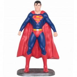 Statue en résine superman 96 cm